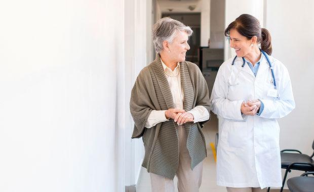 O envelhecimento pode ser muito melhor com acompanhamento do especialista correto