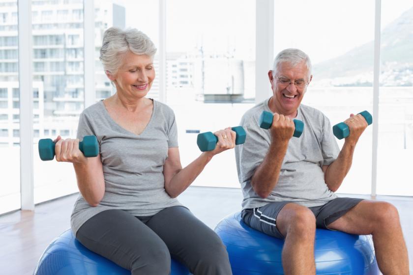 Atividade física ajuda no raciocínio e retarda o envelhecimento cerebral