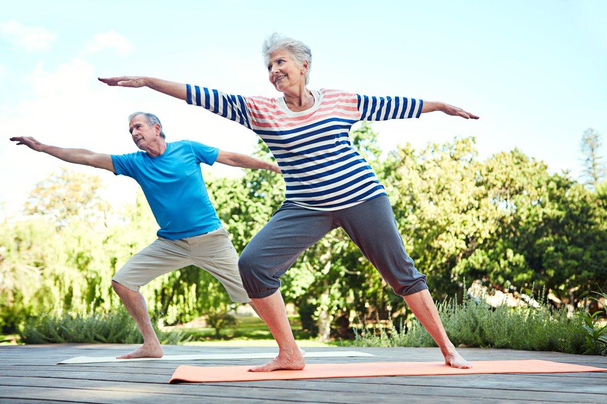 Idosos provam que envelhecimento não é sinônimo de doença